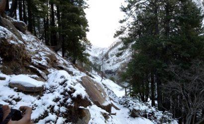 Thamsar Pass, Bara Bhanghal Trek
