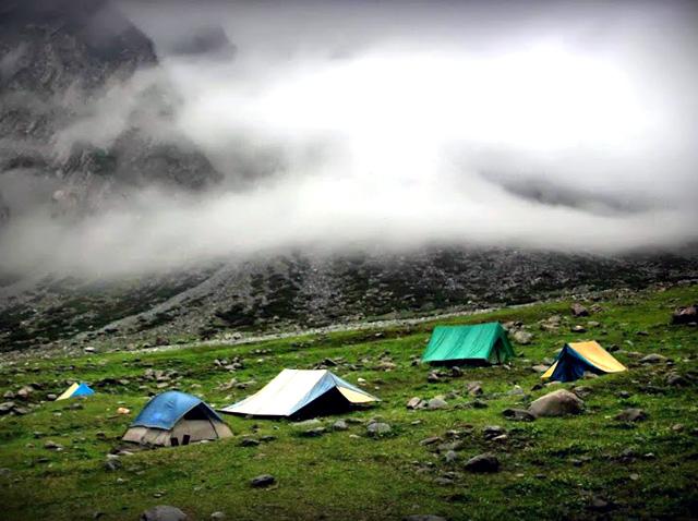 Kugti Camp