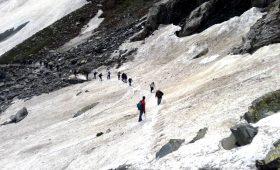 Manimahesh Lake Glacier Trek