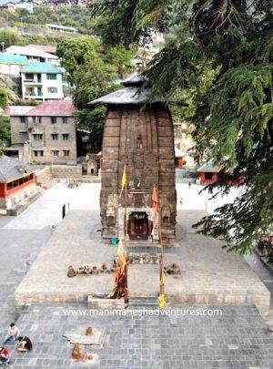 Manimahesh Yatra ,Temple ,Chaurasi Complex, Bharmour Chamba