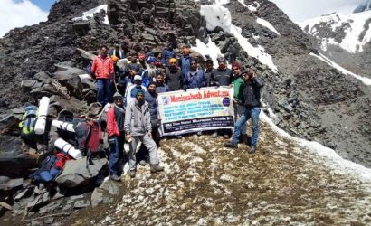 Manimahesh Parikrama Trek , Bharmour Chamba Himachal Pradesh