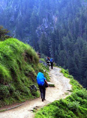 Himalayan Passes Treks