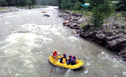 River Rafting Himachal
