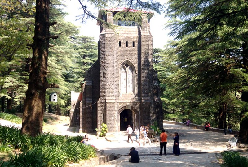 St John in Wilderness ,Church Mcleodganj Dharamsala